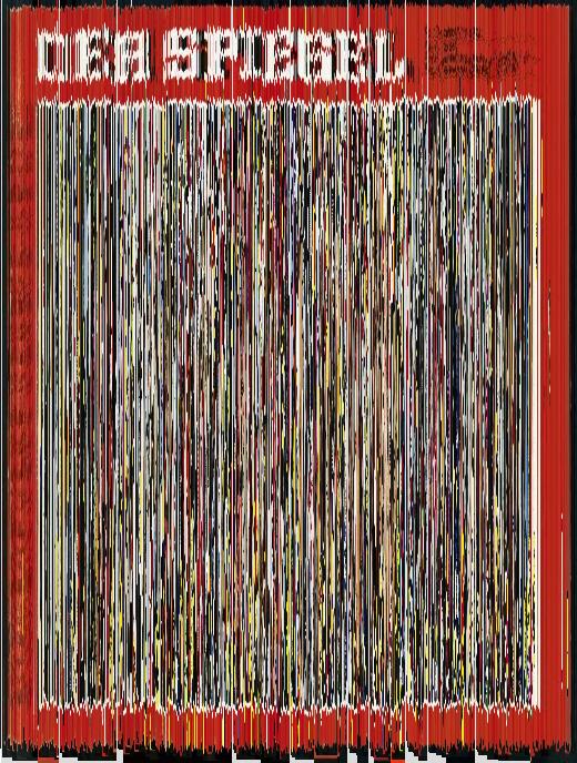 alsino skowronnek Der Spiegel – Time Compression